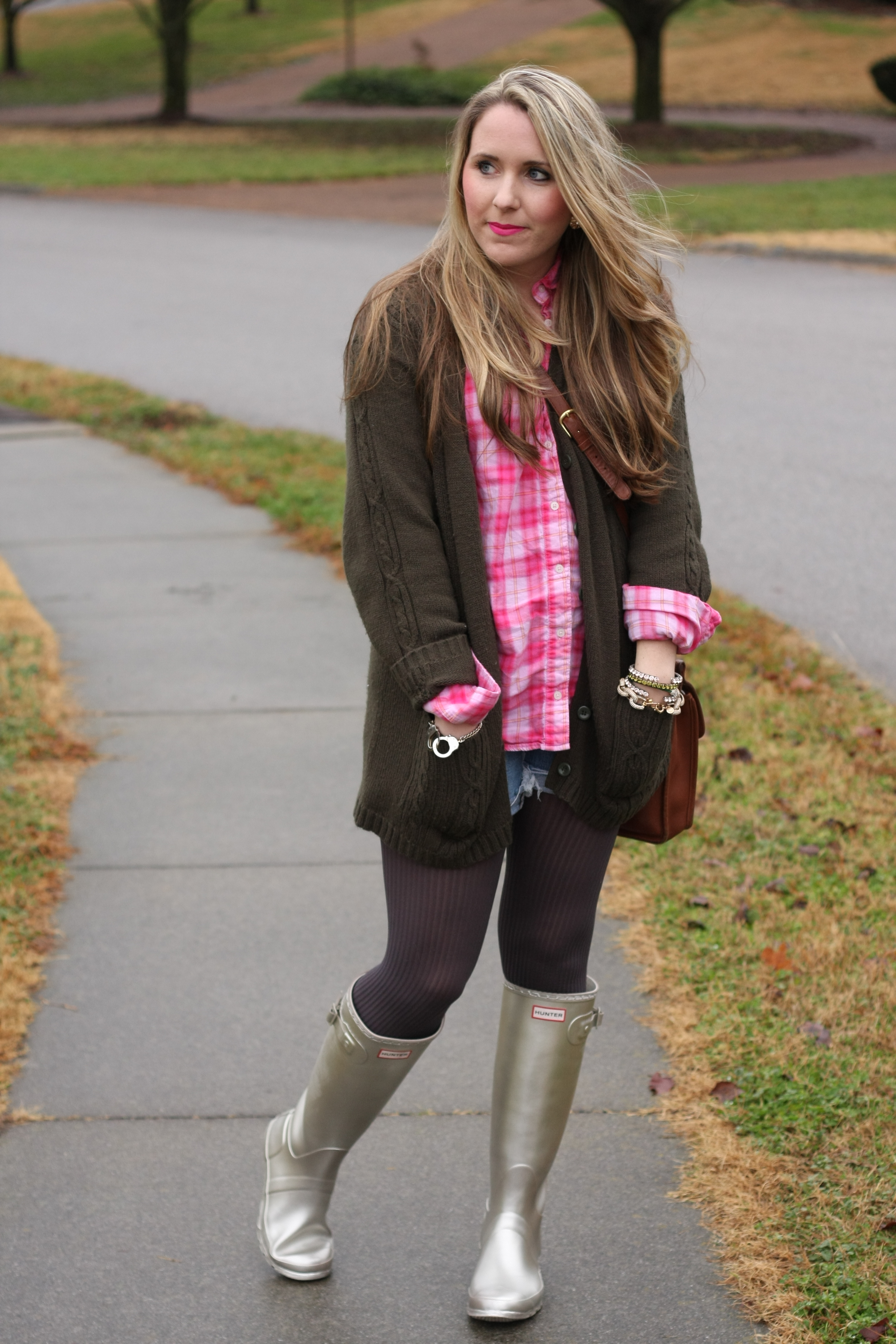 coach rain boots outlet xm56  Outfits With Coach Rain Boots