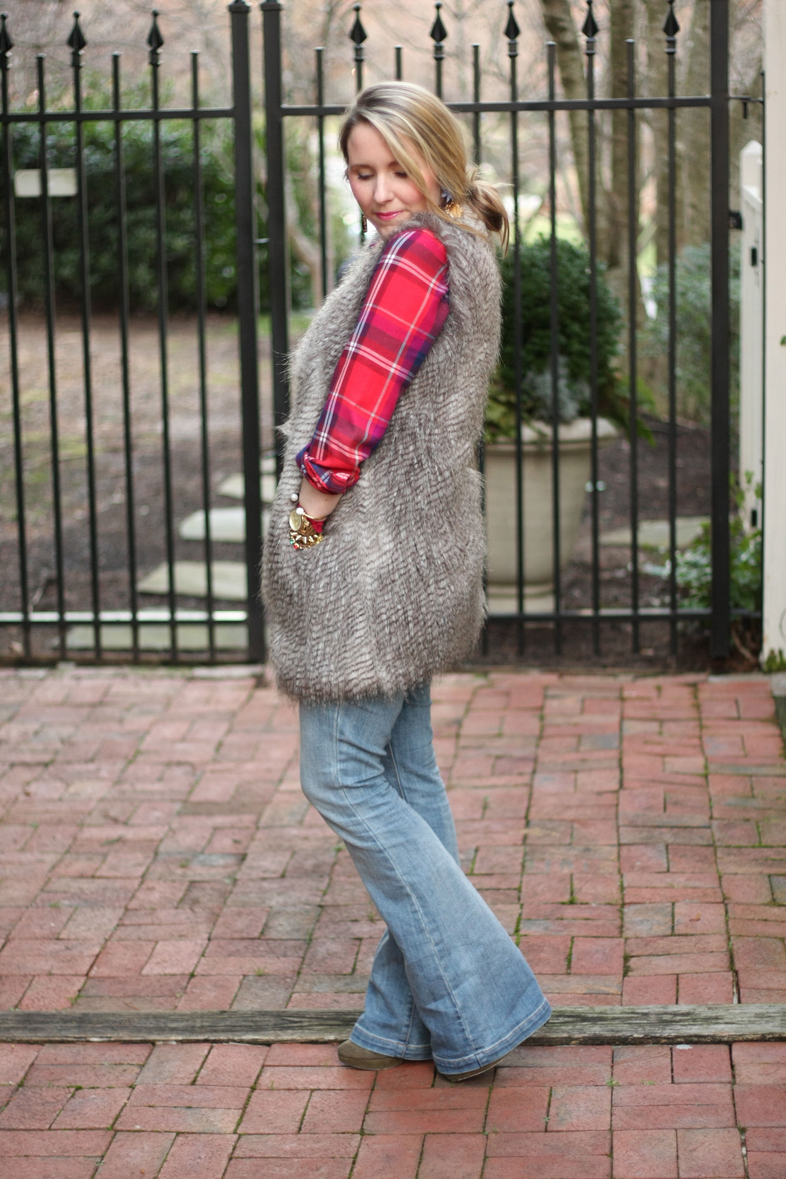 Flannel and Fur