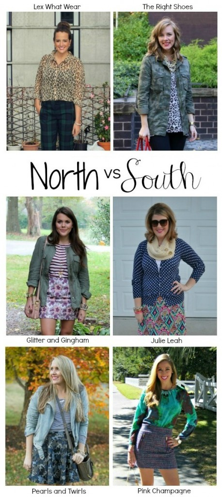 North v South Collab Mixed Prints
