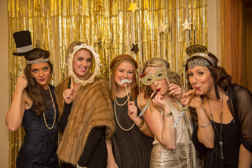 New Years Eve Photo Booth