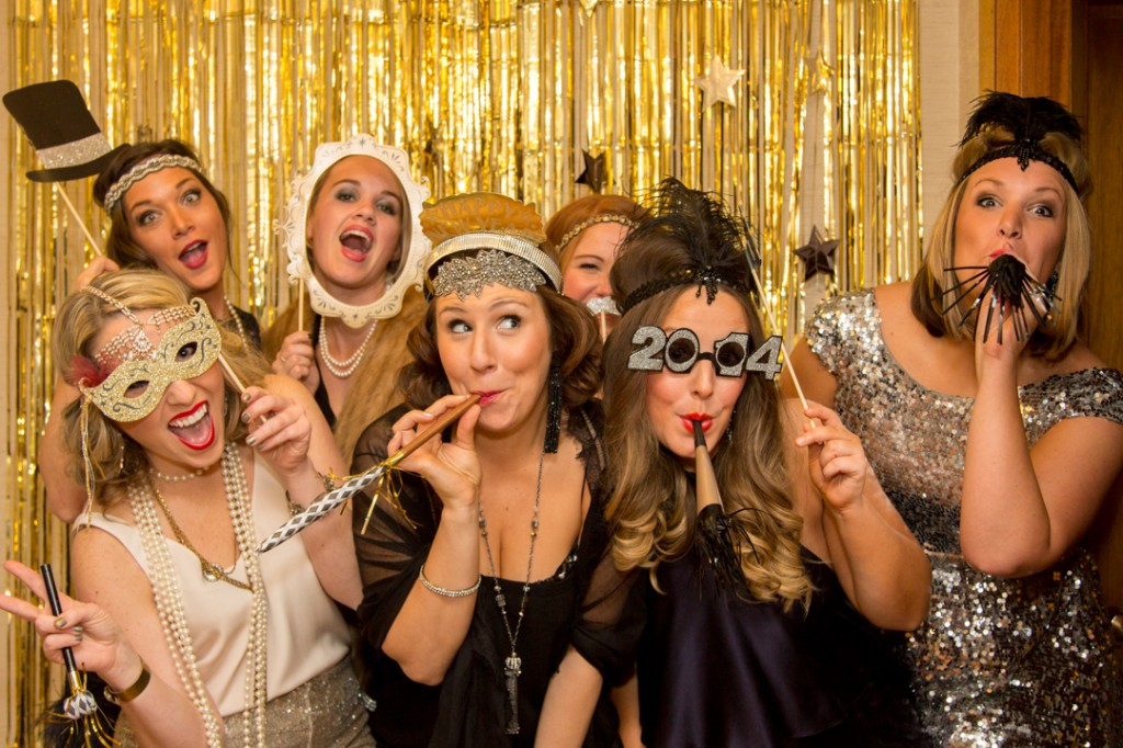 Gatsby party Photo Booth