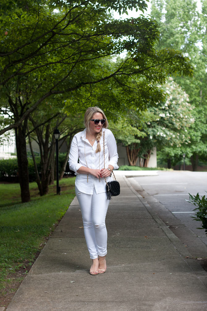 White-out on Pearls and Twirls