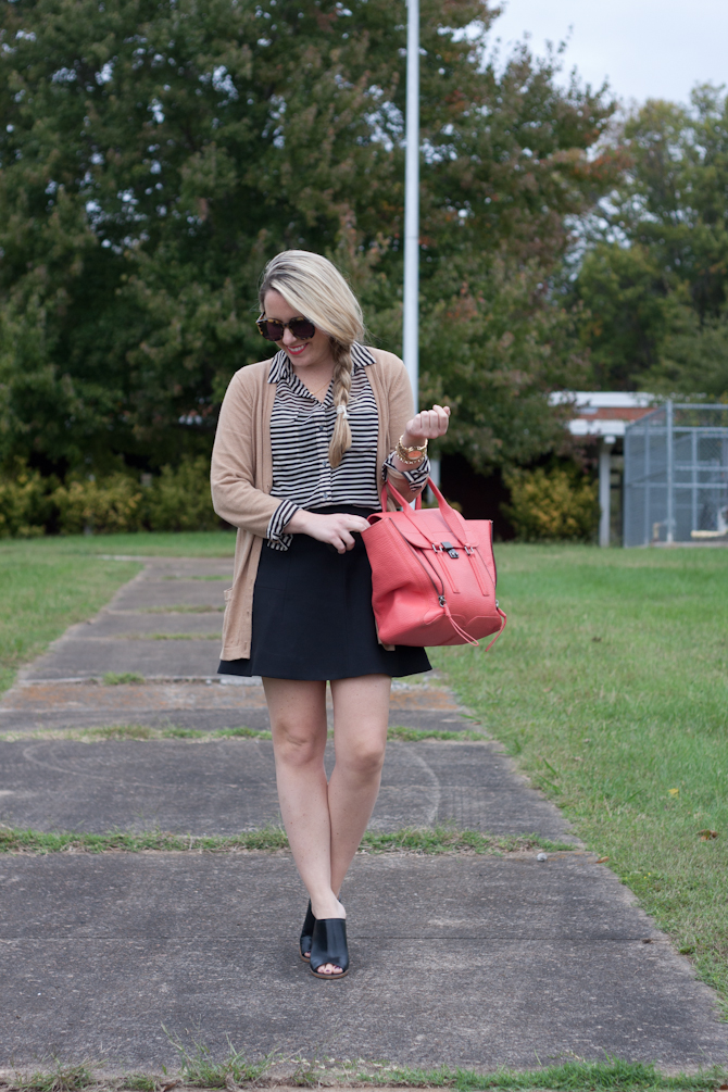 Old Navy & J.Crew work outfit