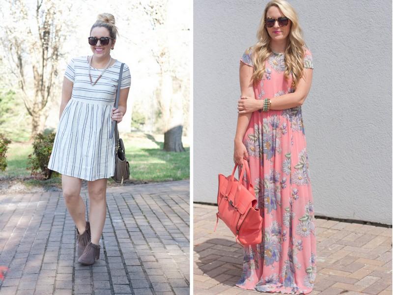 Save vs. Splurge: Dresses