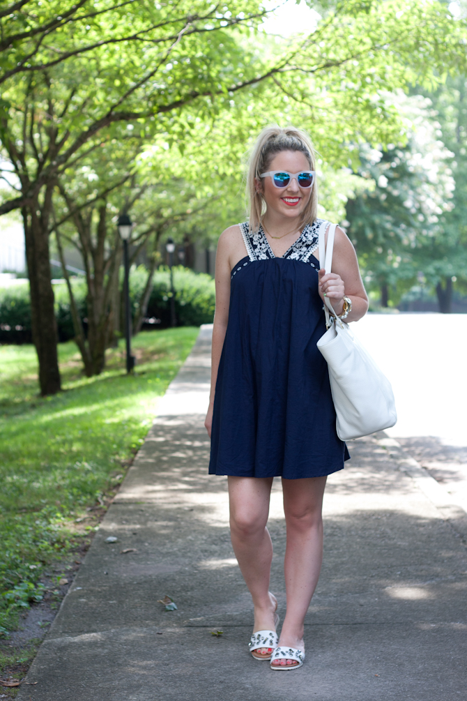 Bloggers Who Budget Summer Dress For Less on www.pearlsandtwirls.net
