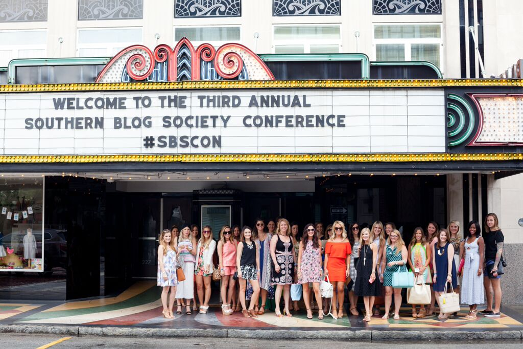 Southern Blog Society Conference in Charleston