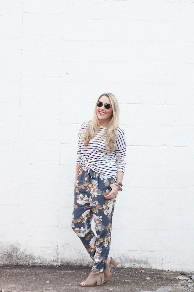 Mixed Prints, Stripes & Florals from Old Navy