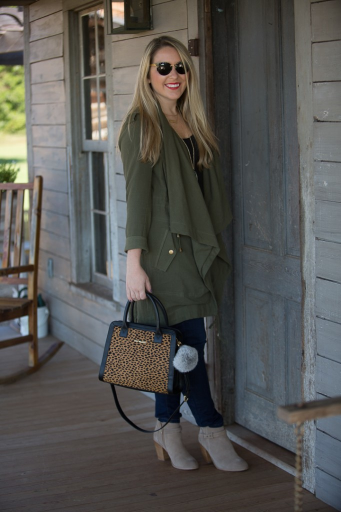 Affordable Fall Outfit on Pearls & Twirls