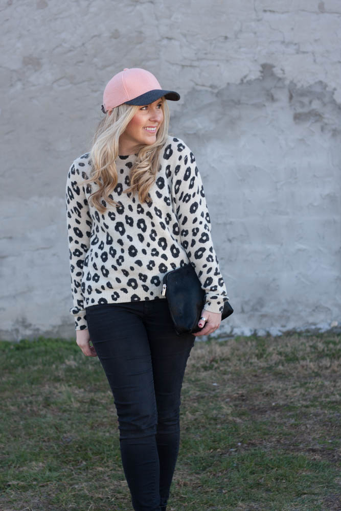 Ball Cap & Leopard-11
