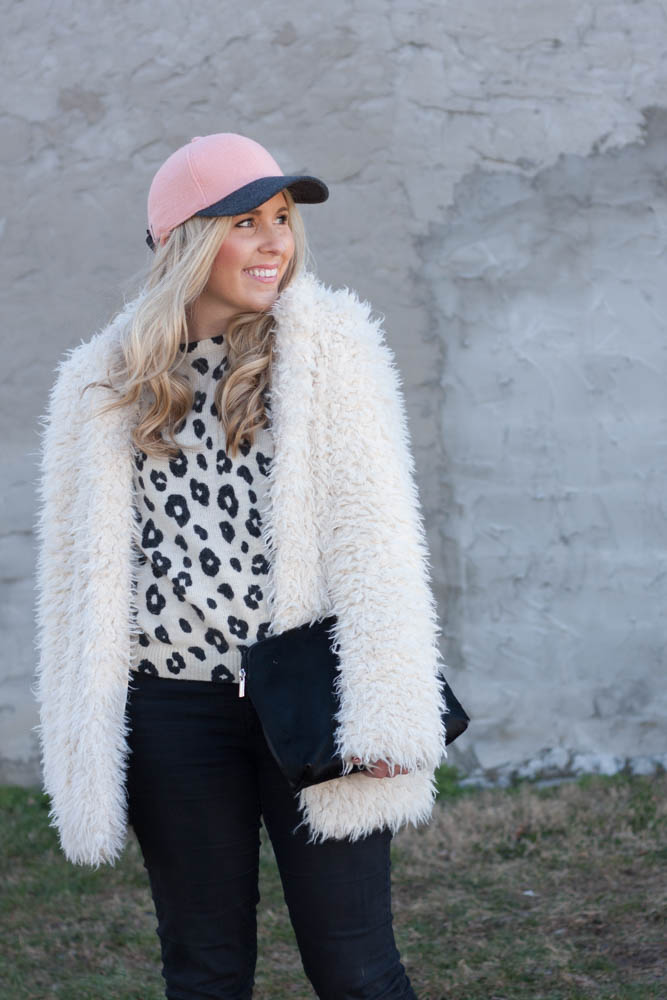 Ball Cap & Leopard-3