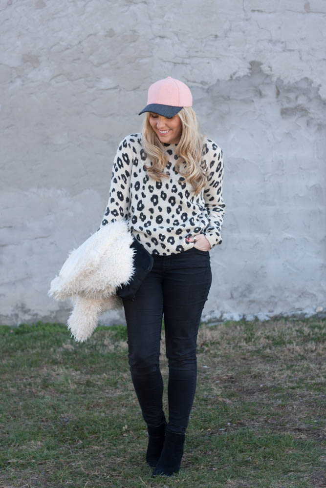 Ball Cap & Leopard-6