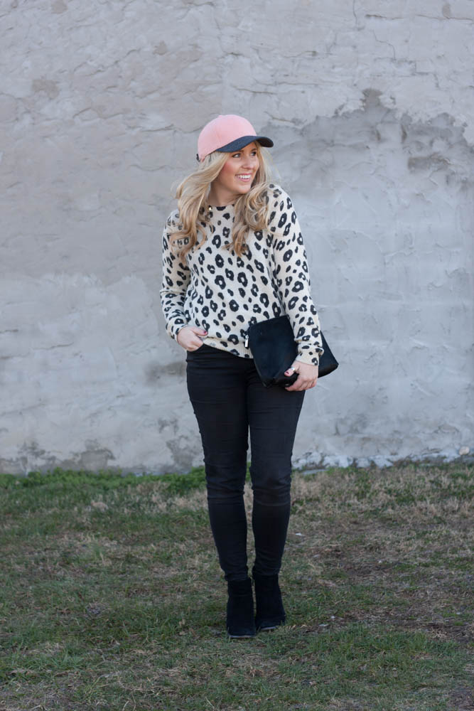 Ball Cap & Leopard-7