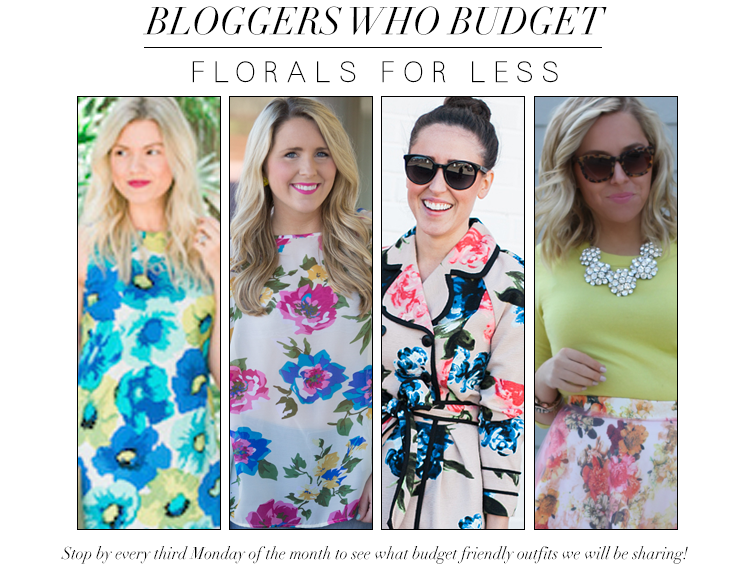 Bloggers Who Budget Florals For Less