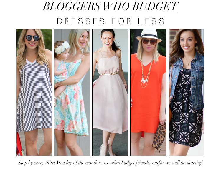 Bloggers Who Budget Dresses For Less