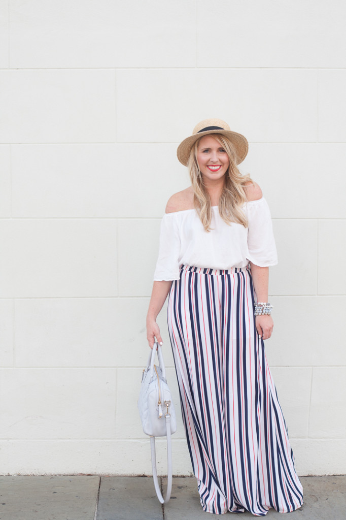 summer charleston outfit show me your mumu pants & my kind of lovely top