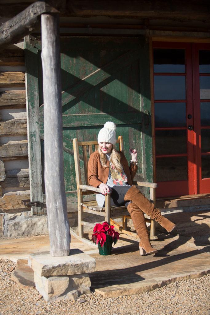 Christmas Reindeer Tee