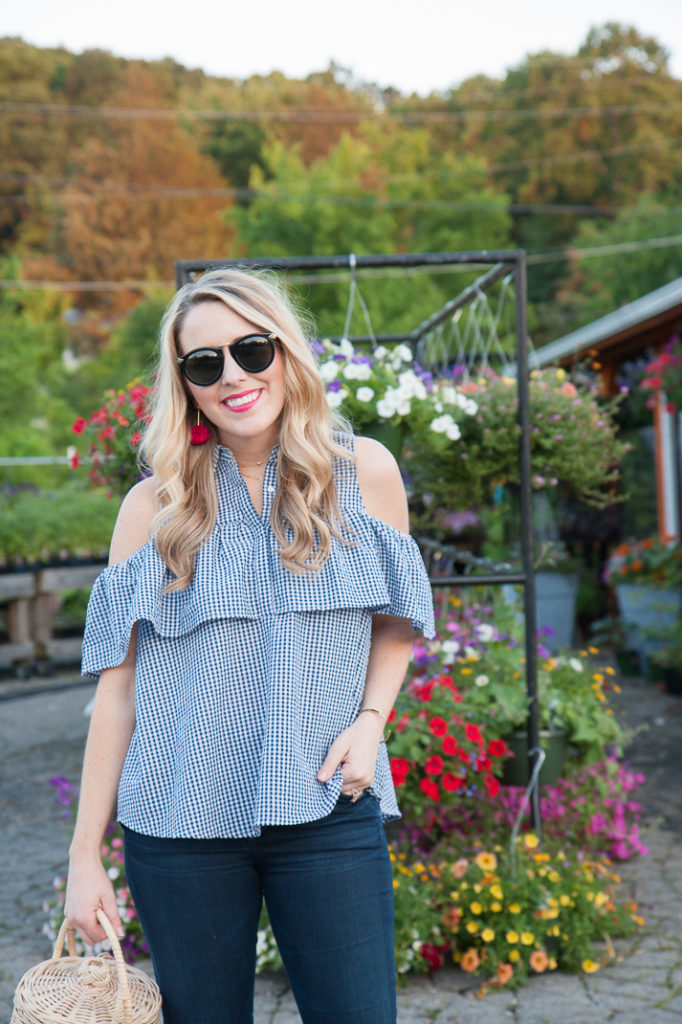 Gingham and Flares