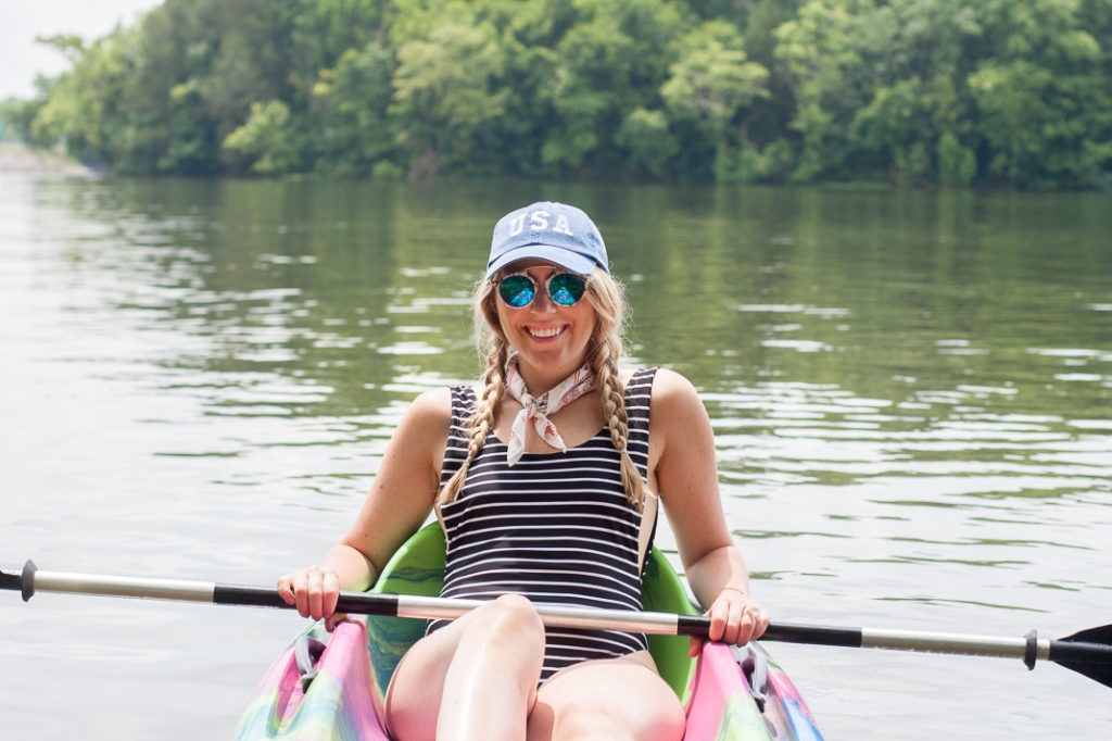 How A Kayak Changed My Relationship
