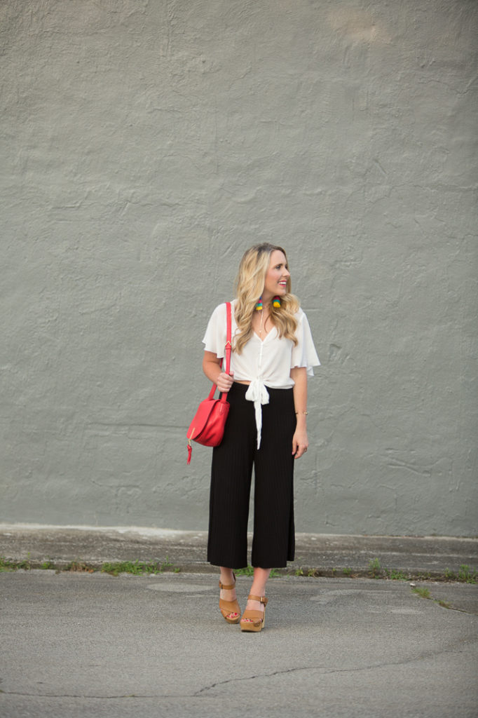 Goucho Pants Are Back