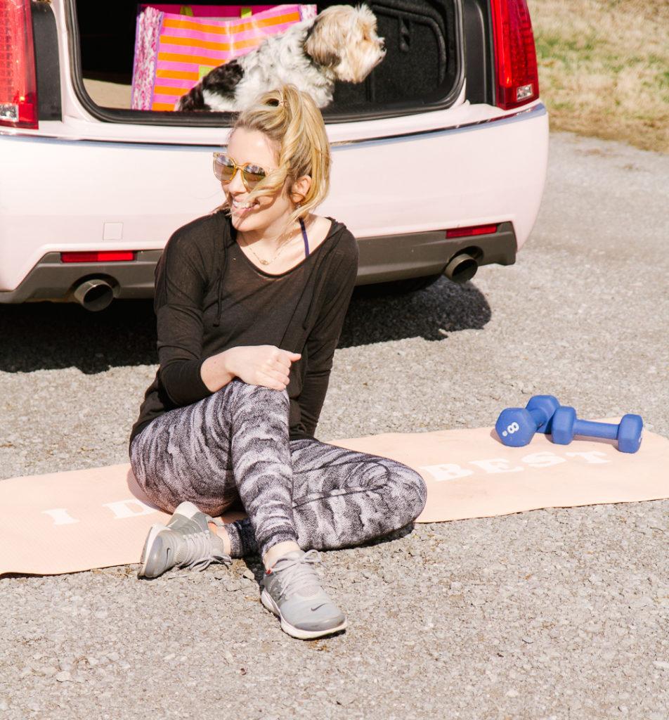 Spring Workout Routine