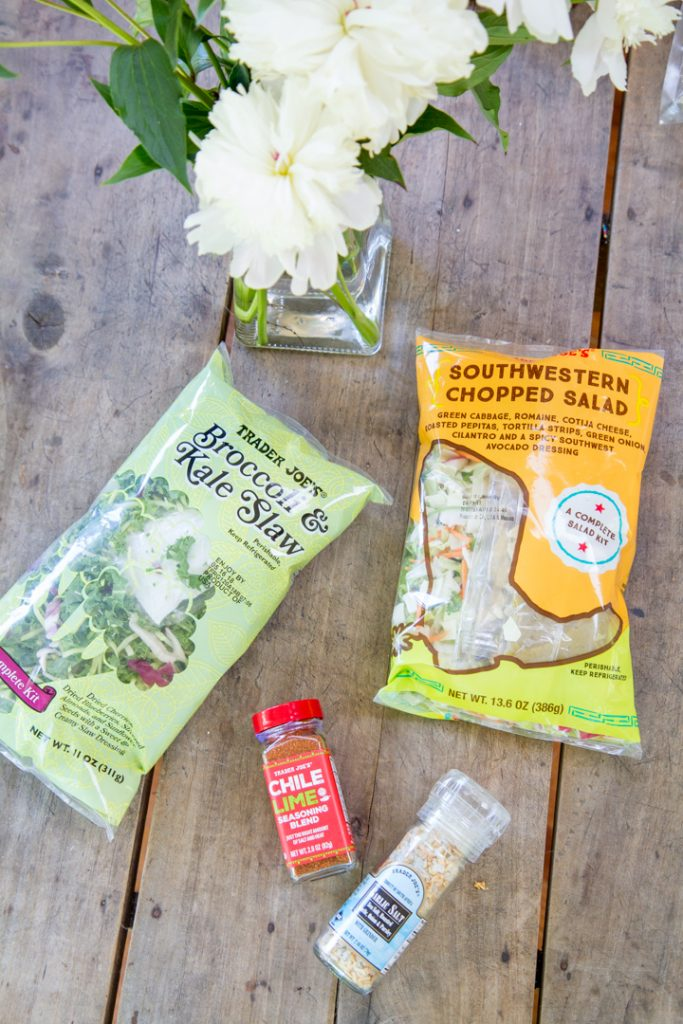 Healthy Trader Joe's Haul
