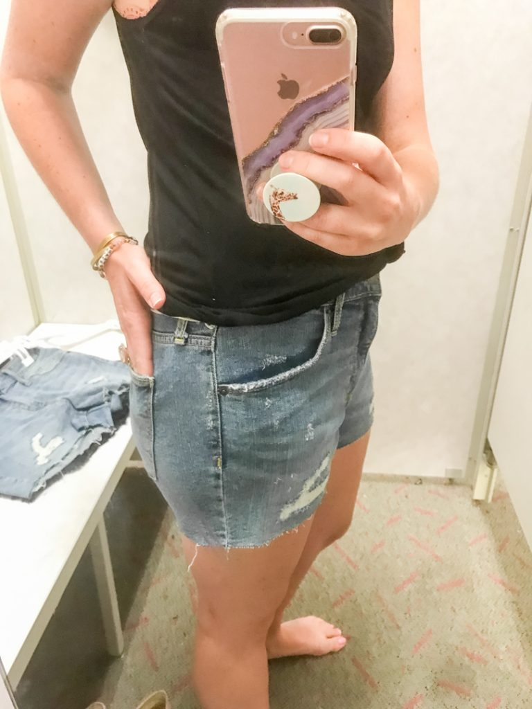 Denim Shorts for Girls With Thicker Legs
