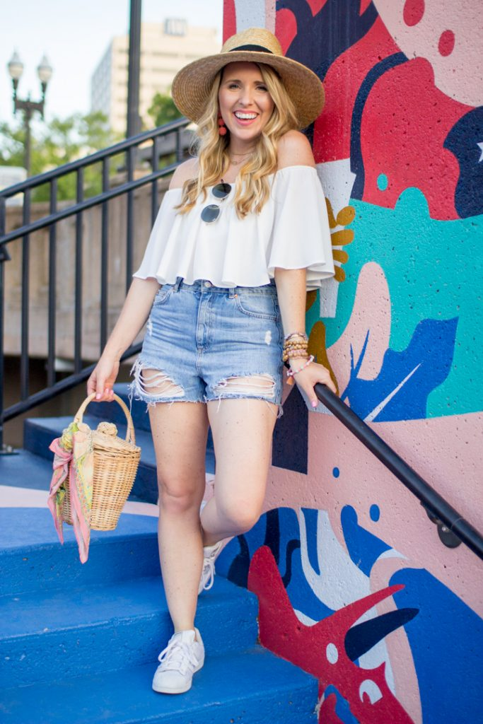 Denim Shorts 4 Ways