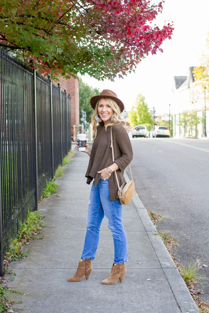 One Sweater Styled Four Ways