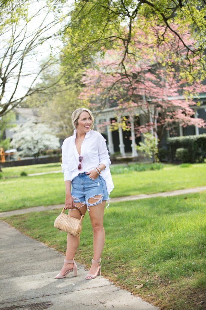 Favorite White Tops for Spring