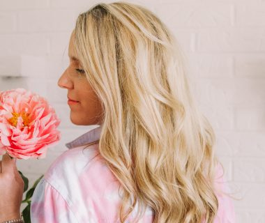 How to start using MONAT Hair Products, tips featured by top Nashville Beauty blogger, Pearls and Twirls.
