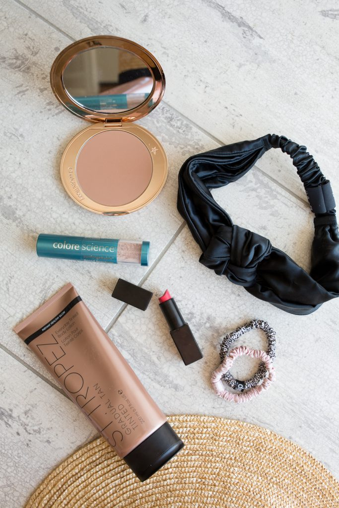 summer must have beauty products from Nordstrom featured by top Nashville beauty blogger, Pearls and Twirls