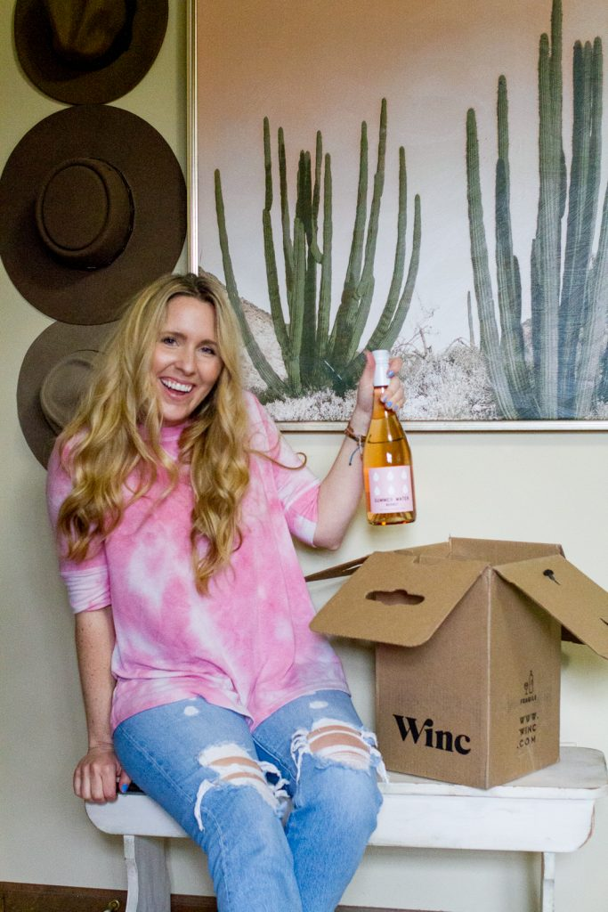 Top 5 Lifestyle Subscription Boxes to Try featured by top Nashville lifestyle blogger, Pearls and Twirls: Winc Wine