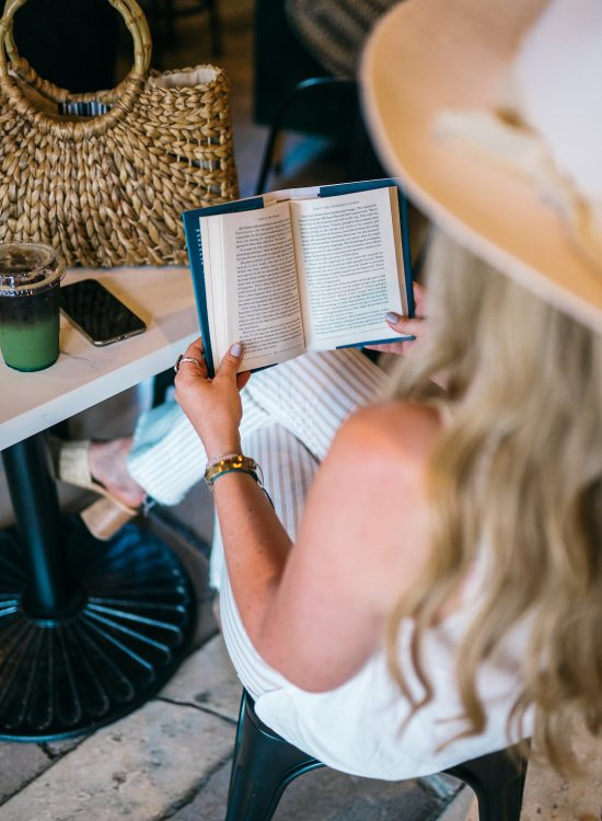 5 Personal Development Books to Read in 2020 featured by top Nashville lifestyle blogger, Pearls and Twirls